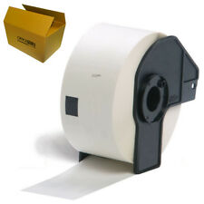 50 ROLLS BROTHER - DK-11208 DK11208 (38x90mm) COMPATIBLE ADDRESS SHIPPING LABELS