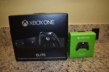 Xbox One Elite With Elite Controller and Extra Wireless Controller NEW-UNOPENED