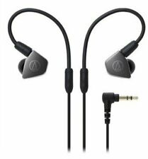 Audio-Technica In-Ear Headphones with In-line Mic & Control ATH-LS70IS