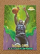 SHAQUILLE ONEAL FLEER SKYBOX MELTDOWN RARE M8 ORLANDO MAGIC 1995-96 1995 1996