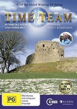 Time Team - Dundrum Castle & Other Digs (Series 20) NEW R4 DVD