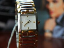 Tissot T-Evocation GOLD-PLATED Women's Watch