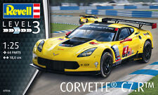 REVELL 1:25 KIT AUTO CAR CHEVROLET CORVETTE C7.R LUNGHEZZA 18 CM  ART 07036