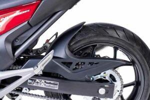 Puig Negro Mate Funda Guardabarros FENDER Honda NC700X 12-13 NC750X 14-21 M6038J