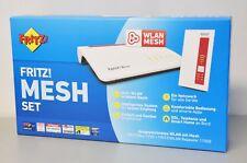 AVM FRITZ! Mesh Set FRITZ!Box 7590 + FRITZ!WLAN Repeater 1750E
