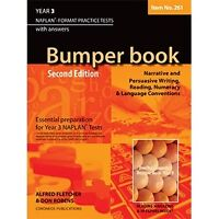 Bumper Book Year 3 NAPLAN Format Practice Tests