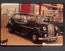 Rare Ektachrome De Presse Original 1962 AUSTIN PRINCESS IV  !!!!