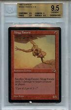 MTG Mogg Fanatic BGS 9.5 Gem Mint Tempest Card 4300 Amricons