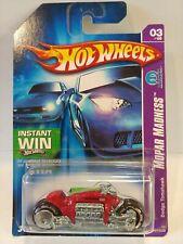 2007 Hot Wheels #063 Dodge Tomahawk Mopar Madness  03 of 05