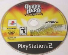 Guitar Hero: World Tour (Sony PlayStation 2, 2008)(DISC ONLY) #1325