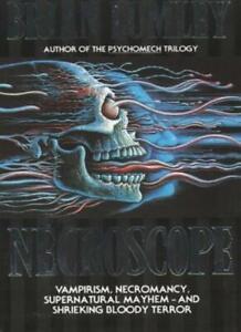 Necroscope (Necroscope, Book 1)-Brian Lumley