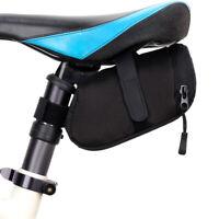 Borsa portaoggetti posteriore impermeabile per bici da bici MTB Borsa da sella I