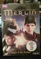 Merlin season 1 and 2 lot