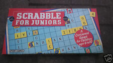 ~*~VINTAGE SCRABBLE FOR JUNIORS~*~SPEARS GAMES~*~