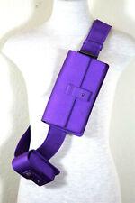 Gucci Cinturón de múltiples de terciopelo suave Cintura Fanny Pack Bolso De Pecho
