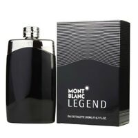 Mont Blanc Legend by Mont Blanc 6.7 / 6.8 oz EDT Cologne for Men New In Box