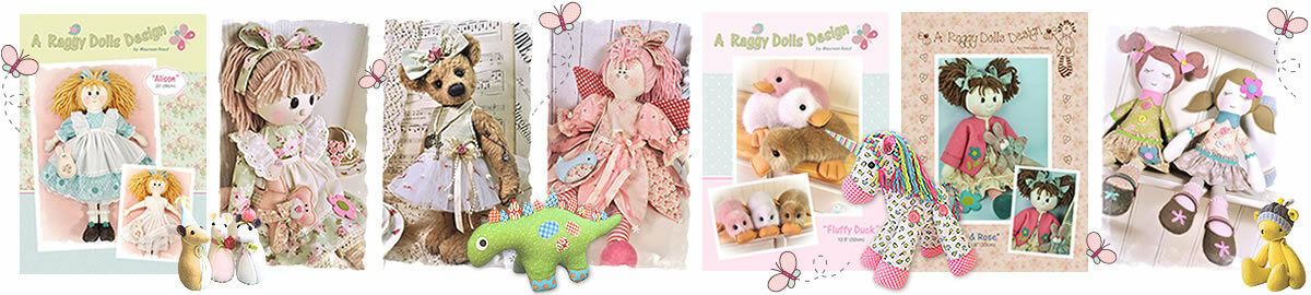 Raggy Dolls Craft Supplies
