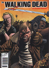 The Walking Dead Official Magazine #18 Brian Vaughan Jeff Morgen Dean Cover B