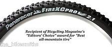 "Panaracer Fire XC Pro 26"" X 2.1 Mountain Bike Tire Lightweight MTB Wire Bead NEW"