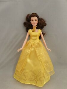 Beauty And The Beast Singing Belle Doll Live Action Disney Emma Watson