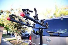 Deluxe 4 Bike Hitch Mount Rack with 2-Inch Receiver Secure Bicycles Car Carry