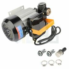 Electric Oil Pump Transfer Oil Extractor 110V Ac Fuel Diesel Self Prime