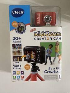VTech KidiZoom Creator Cam, Red
