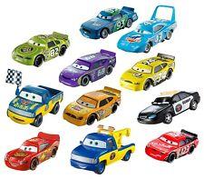 11x Disney Cars: Piston Cup coches de carreras nº 43,56,68,74,82,93,95,123 + 3 más