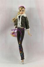 1 Set Fashionistas Kleidung Prinzessinnen Kleider Für Barbie Puppe C-10