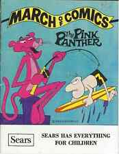 MARCH OF COMICS 441 PINK PANTHER RARE GIVEAWAY PROMO VF+ PROMOTIONAL