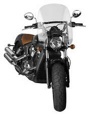 National Cycle - N21303 - Spartan Quick Release Windshield, Clear