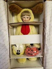 Danbury Mint Collectible Odie Doll