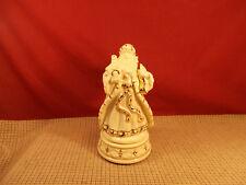 Enesco China Musical Santa Claus Figurine