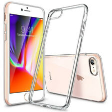 iPhone 7 iPhone 8 Hoesje Cover Clear Transparant – Ultra Dunne TPU Case