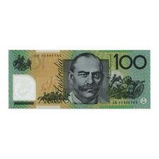 *jcr_m* AUSTRALIA 100 DOLLARS 2011 POLYMER P.61 *UNCIRCULATED*