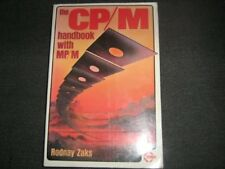 The CP/m Handbook With Mp/M by Zaks, Rodnay