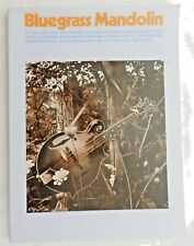 Bluegrass Mandolin - instruction book & collection of music PB Jack Tottle