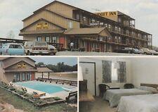 """*Missouri Postcard-""""The Budget Inn"""" /Branson/ -One Postcard-(U2-409)"""