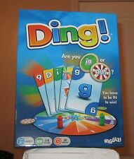 DING! GAME ( ARE YOU IN OR OUT? - YOU HAVE TO BE IN TO WIN! ) MINT CONDITION!!!