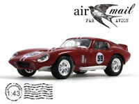Shelby Cobra Daytona Coupe 1965 Model 1/43 Scale Collection Diecast Car YAT MING