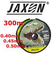 Sea Fishing Line Jaxon Crocodile 300m Marine Super Strong