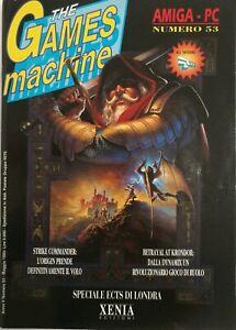 Rivista The Games Machine - TGM - nr 53 (Maggio 1993) + Zzap! Nr 78#ebayheroes