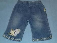 Baby Club Cute Little Girls Jeans, Size 000