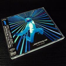 Jamiroquai - A Funk Odyssey JAPAN CD+Bonus Tracks W/OBI ESCA-8400 #142-3