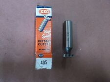 KEO STAGGERED TOOTH KEY SEAT CUTTER 403 OVERSIZED SPECIAL .1265//.1270 3//8/""