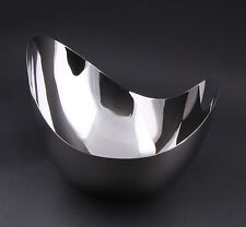 Georg Jensen, Denmark, Living. Bloom Bowl Large, Stainless Steel. H. Damkjaer.