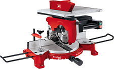 Troncatrice per legno 2 in 1 banco Einhell TH-MS 2513 T lama 250mm 1800W offerta