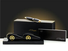 "S.T. Dupont ""Streamline-R"" Ceramium A.C.T Gold-tone Ballpoint Pen MSRP: $632.00"