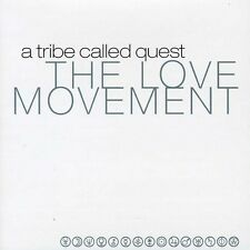 Love Movement - Tribe Called Quest (1998, CD NIEUW) Lmtd ED.