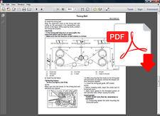 New listing Subaru Impreza 2001 2002 2003 2004 2005 2006 2007 Factory Service Repair Manual